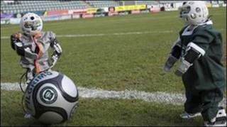 机器人足球赛