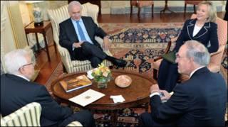 مشرقِ وسطیٰ پر مذاکرات