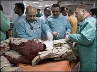 انفجار در بغداد