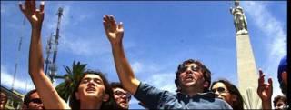 Protestas en Argentina en 2001