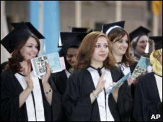 Выпускницы вуза