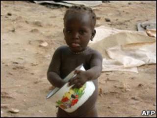 Девочка на Мали