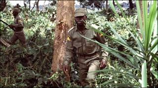 Sojojin Biafra