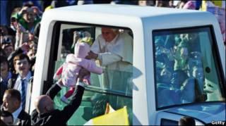 Папа Римский в Глазго