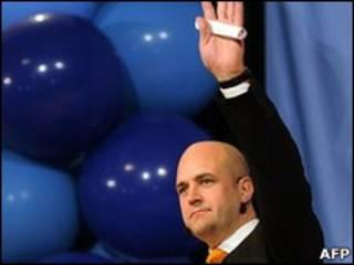 Frederik Reinfeldt, Primer Ministro de Suecia