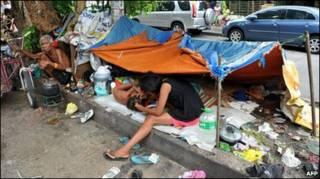 ग़रीब लोग