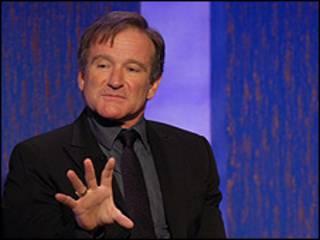 Robin Williams (Foto: BBC)