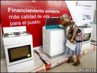 Programa de crédito do governo Chávez