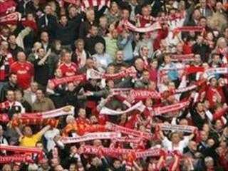 Mashabiki wa Liverpool