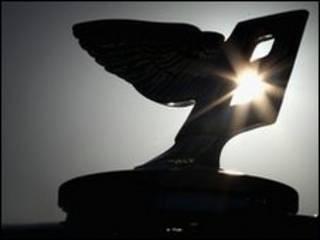 Эмблема Bentley