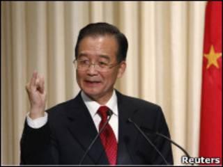 Премьер Вэнь Цзябао