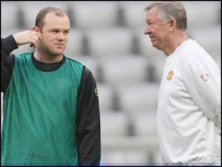 Wayne Rooney da Ferguson