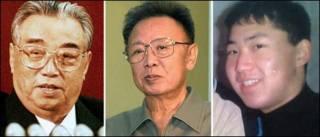 Ba thế hệ lãnh đạo của Bắc Triều Tiên