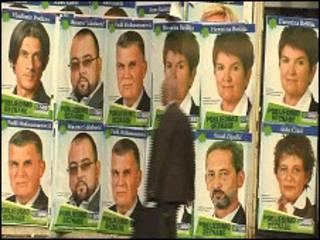 انتخابات بوسنی