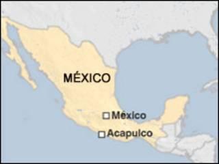 Taswirar kasar mexico