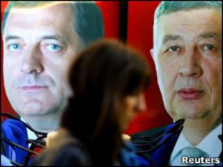 Выборы в Боснии
