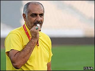 علی دوستی، سرمربیتیم فوتبال زیر 19 سال ایران