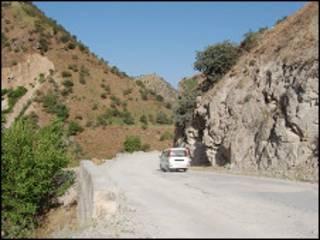 Раштский регион Таджикистана