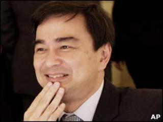 Премьер-министр Таиланда Абхисит Ветчачива