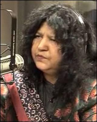 عابدہ پروین