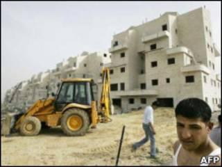 Asentamientos israelíes