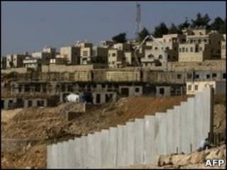 فعالیت های ساختمانی اسرائیل در بخش اشغالی بیت المقدس