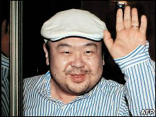کیم جونگ-نام، فرزند ارشد رهبر کره شمالی