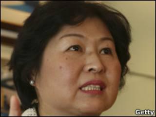Чжан Инь, китайская миллиардерша