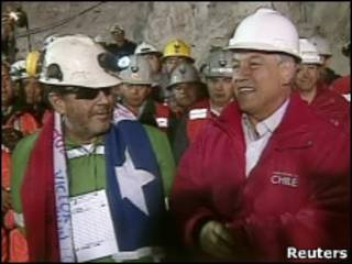 Urzúa e Piñera