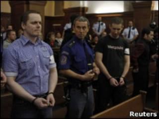 Суд над чешскими неонацистами