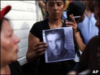 Protesto em Buenos Aires