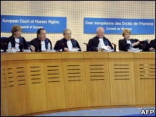 Заседание ЕСПЧ в Страсбурге