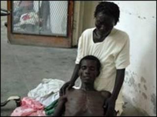 Hospital de Saint-Marc, no Haiti