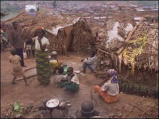 Raia wa Burundi