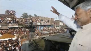 पिछले चुनाव में इन सीटों पर नीतीश कुमार को भारी सर्मथन मिला था