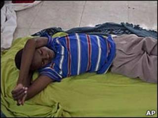 Kwalara ta fara ja da baya a Haiti