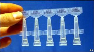 Вакцина від поліомієліту