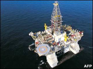 Plataforma Deepwater Horizon
