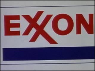лого Exxon