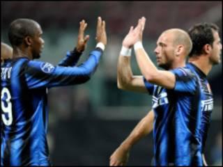 Ba ruwan Inter da abin kunyar Serie A
