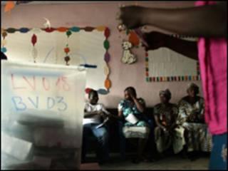 Wapiga kura nchini Ivory Coast