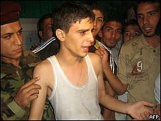 Uno de los rehenes supervivientes a la masacre.