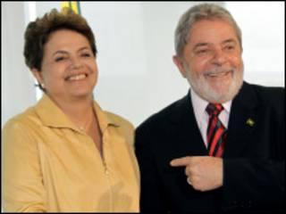 Presidente negou que vá participar da montagem do governo de Dilma Rousseff. Foto: Ricardo Stuckert
