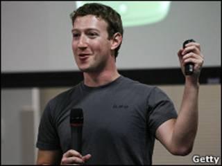 Сооснователь Facebook Марк Цукерберг