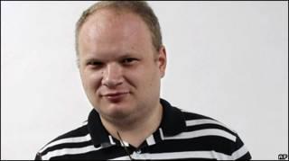 Російський журналіст Олег Кашин