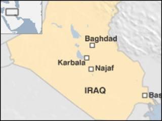 Taswirar kasar Iraki