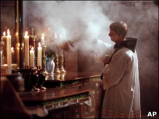 Монах-францисканец