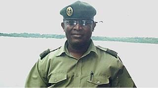 LIt.Col.Rugigana Ngabo