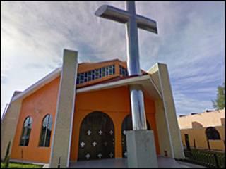 Capilla del barrio de Pachuca, en Hidalgo (Foto cortesía de El Independiente de Hidalgo)