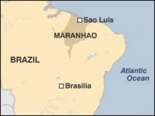 Taswirar Brazil